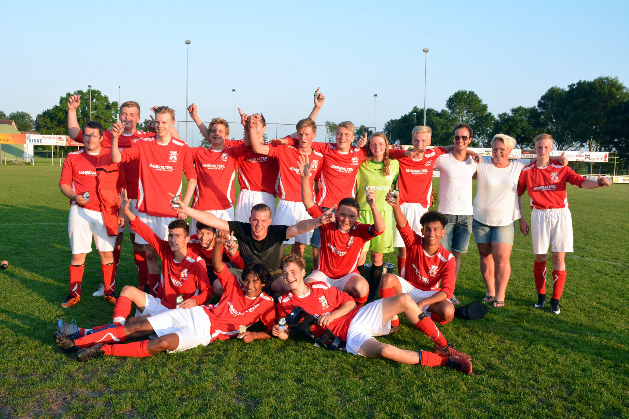 sv VENO JO17-1 Kampioen