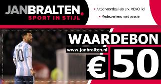 Prijsvraag sv VENO in samenwerking met Jan Bralten, Sport in Stijl